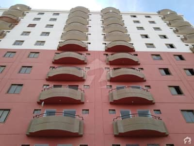 In Gadap Town Flat For Sale Sized 700 Square Feet