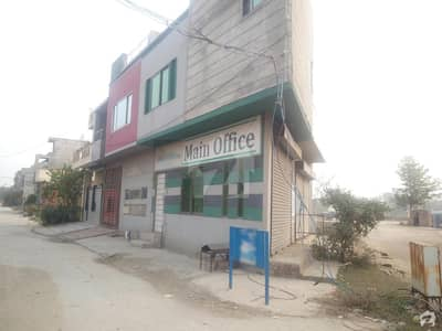 2 Marla Flat Available For Sale In Ghous Garden