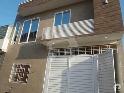 5 Marla New Fresh House For Sale In Warsak Road