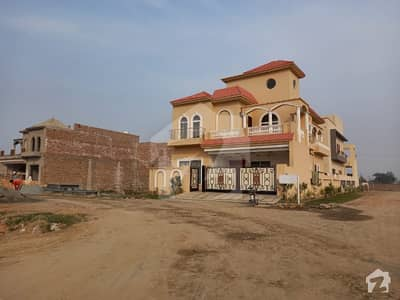 Ideal House For Sale In Cantt