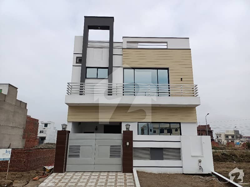 5 Marla Brand New House For Sale In Dc Colony