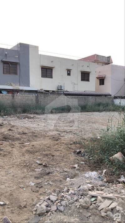 600yard Plot For Sale In Phase 6 Near Park Between Badaar  Hilal 90x60