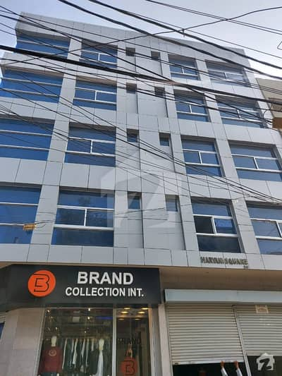 Brand New First Floor Office With Lift For Sale In Badar Commercial