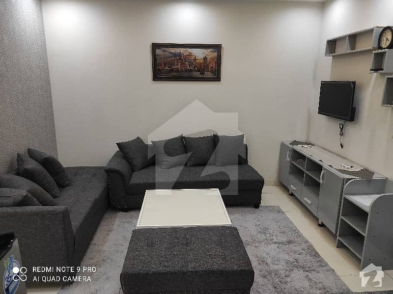 Fully Furnished Luxury Apartment Is Available For Rent in Bahria Town Phase 7