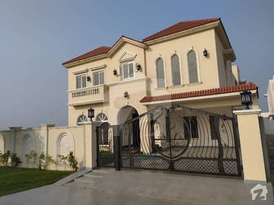 1 Kanal Luxury House For Sale In S Block Phase 7 Dha Lahore
