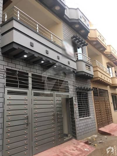 Ideal Location Brand New  Double Storey In Shalley Valley	 Rawalpindi