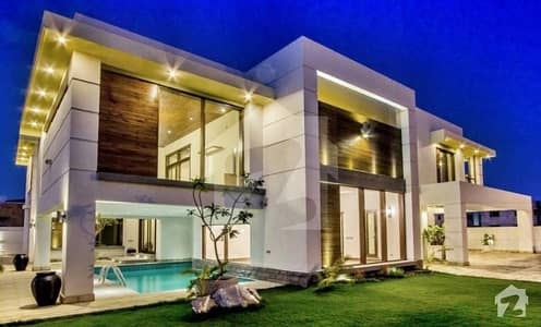 1000 Yards Brand New Bungalow By Sharjeel Hamid Architect