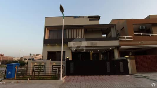 Bahria Town Phase 8 10 Marla Boulevard  Back Open 8 Beds Triple Storey Brand New non furnished House On Investor Rate  Ideal Location Reasonable Price