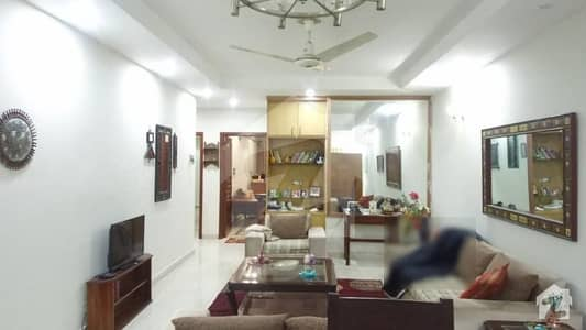 10 Marla Full Furnished Flat For Sale In Rehman Gardan Bhatta Chowk