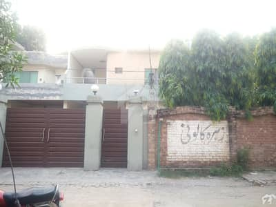 Centrally Located House On GT Road Is Available For Sale