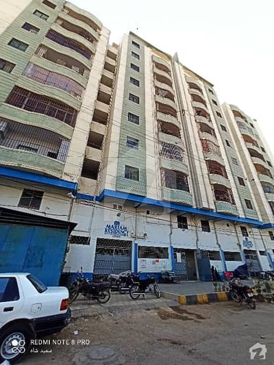 Al Flat Is Available For Sale In Mariam Residency New Project On 5th Floor