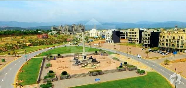 8 Marla Plot File  For Sale On Installments In Bahria Enclave