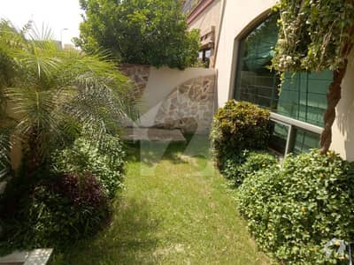 Dha Phase 5  House 10 Marla Brand New House For Rent