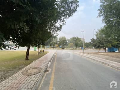 On Ground 7 Stories Approved 4 Marla Plot For Sale In Bahria Town Lahore