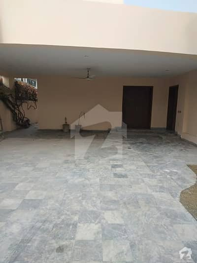25 Marla Single Storey Bungalow Available For Rent