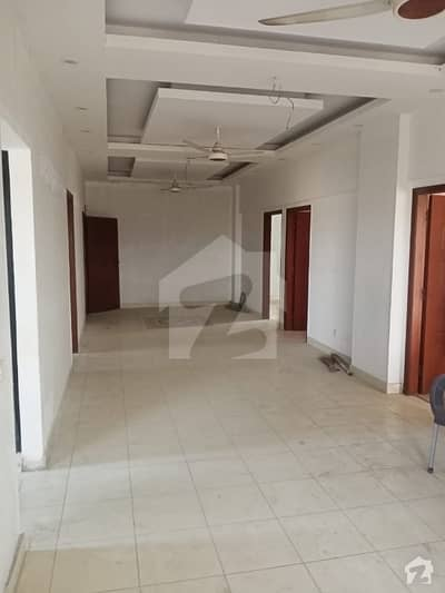 Dha Phase 2 Ext Flat For Rent Bungalow facing