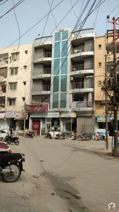 نشاط کمرشل ایریا ڈی ایچ اے فیز 6 ڈی ایچ اے کراچی میں 2 کمروں کا 5 مرلہ فلیٹ 1.45 کروڑ میں برائے فروخت۔