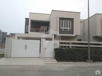 10 Marla House For Sale Corner In Dream Garden