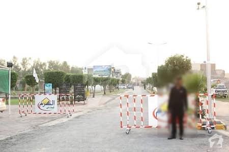 الحرم گارڈن ۔ بلاک ڈی الحرم گارڈن لاہور میں 10 مرلہ رہائشی پلاٹ 23.5 لاکھ میں برائے فروخت۔