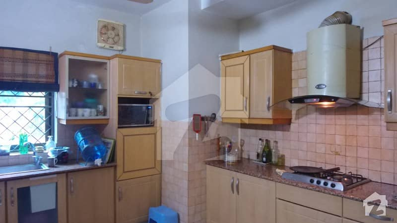 10 Marla With Out Furnished Flat For Sale In Rehman Gardan Bhatta Chock