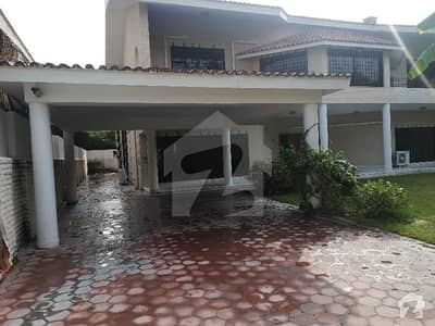 A Beautiful Spacious 5 Bed House Available For Sale In F-7