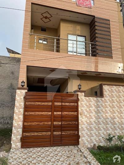 3 Marla Brand New House A plus Built