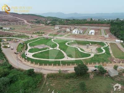 پارک ویو سٹی اسلام آباد میں 3 مرلہ کمرشل پلاٹ 1.8 کروڑ میں برائے فروخت۔