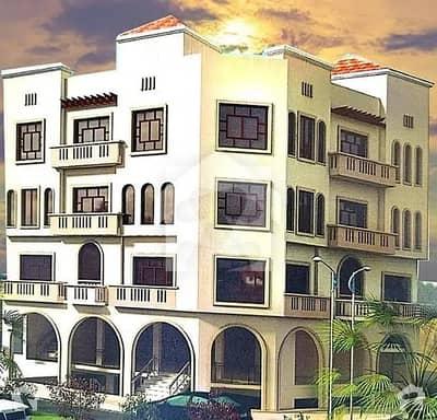 بحریہ اسکوائر کمرشل بحریہ ٹاؤن فیز 7 بحریہ ٹاؤن راولپنڈی راولپنڈی میں 1 کمرے کا 1 مرلہ فلیٹ 16.25 لاکھ میں برائے فروخت۔