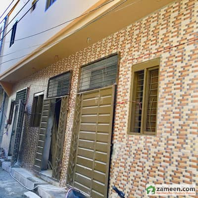 New 2. 50 Marla House Corner For Sale