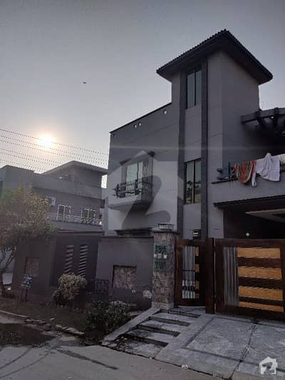 Affordable House For Sale In Pcsir Housing Scheme