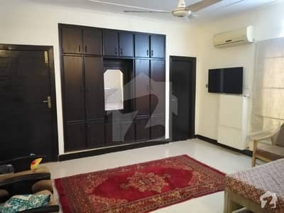 Property Links Offers 500 Sq Yd Fully Furnished Upper Portion For Rent In F_8