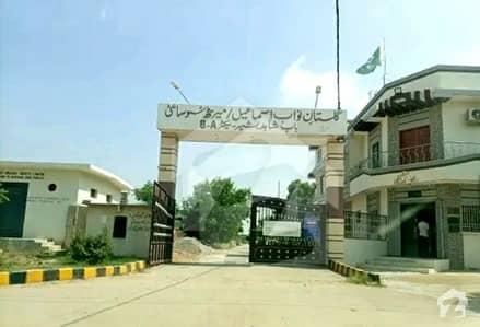 میرٹھ سوسائٹی سکیم 33 کراچی میں 1.2 کنال رہائشی پلاٹ 1.95 کروڑ میں برائے فروخت۔