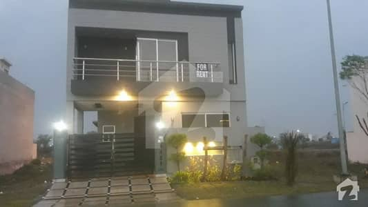 5 Marla House Available For Rent In DHA Phase 7