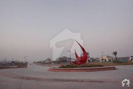 Plot for sale Sector M Bahria Enclave Islamabad Conner Plot Extreme location