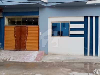 House For Sale Located In Hafiz Garden And Corner Location