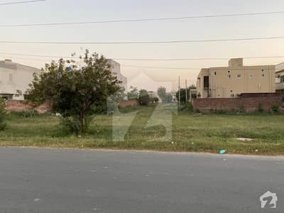 01 Kanal Corner Possession Plot Available For Sale With Access Land At State Life Housing Society