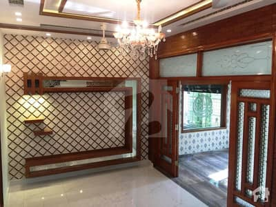 Facing Park 5 Marla Newly Constructed House for Sale in Jinnah Block Bahria Town Lahore