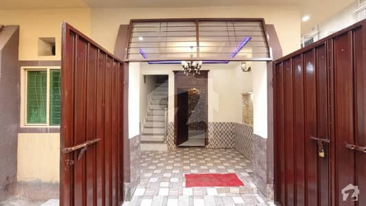 2.25 Marla Brand New Corner House Is Available For Sale In Lalazar Garden Lahore