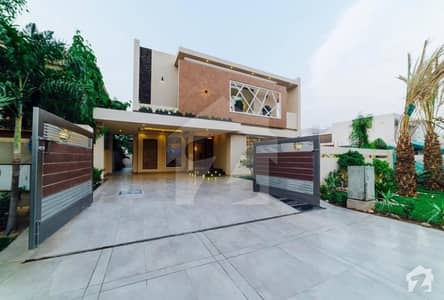 Leads Presenting 1 Kanal Elegant Design Luxury Bungalow For Sale In D H A Phase 6 DHA Phase 6 DHA Defence Lahore Punjab
