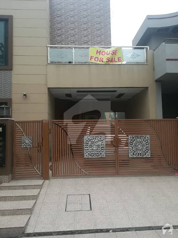 7 Marla Brand New House Double Story For Sale In Dha Phase 3 Block Z
