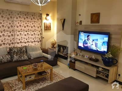 10 Marla Luxury Furnish Upper Portion For Rent Behind Main Boulevard