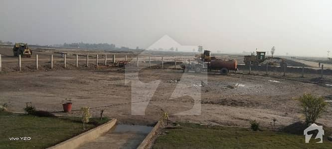 675  Square Feet Commercial Plot In Okara Road For Sale