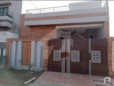 5 Marla House Single Storey For Sale