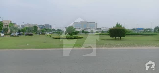 1 Kanal   Residential Plot For Sale Plot No  460 Sector  M Phase 6   Dha Lahore