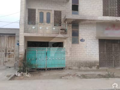 14 Marla Triple Storey Old House For Sale