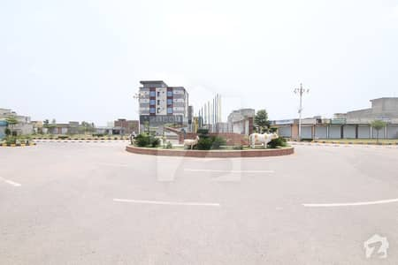 Plot For Sale At Ghouri Town Phase 7