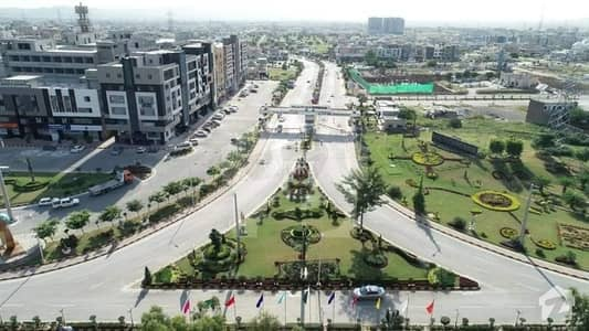 10 Marla 35x70 Plot For Sale In F Block B-17 Islamabad