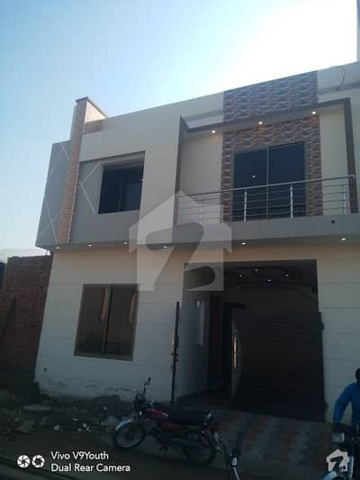 4 Marla Full Double Storey House  For Rent At Block H