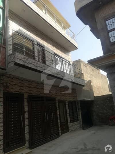 دھوکے هسسو راولپنڈی میں 6 کمروں کا 6 مرلہ مکان 1.6 کروڑ میں برائے فروخت۔