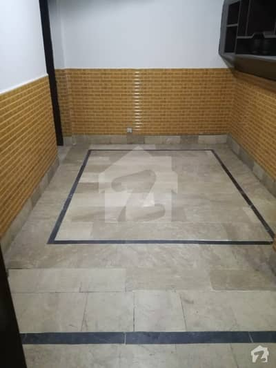 Marble Floors Flat For Rent